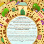 around-jerusalem-bgl-ketubah
