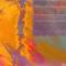 The Burnt Orange Abstraction Ketubah
