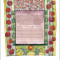 The Pink Jewels Ketubah