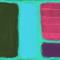 Rectangular Color Reef Ketubah