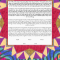 The Rainbow Colored Ketubah