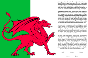 welsh-dragon-ketubah